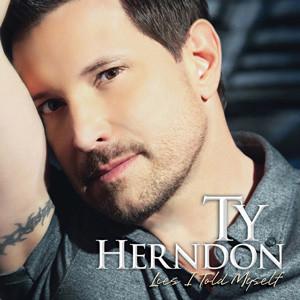 """Lie's I Told Myself""-Ty Herndon Album Cover"