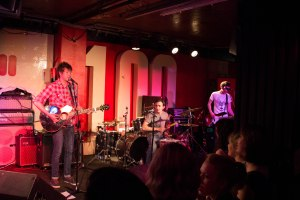 Narrow Plains live at 100 club
