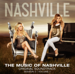 Danielle McBain and Julie Brandenburg, Winners of the Nashville CD giveaway!