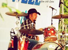 Brady Smith Band Drummer