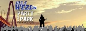103.5 WEZL's Party in the ParkRecap