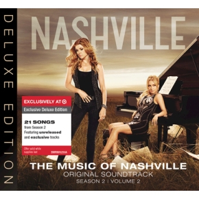 GIVEAWAY: Nashville Season 2 Volume 2 CD