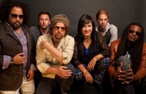 Rusted Root rocks The Windjammer