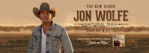 Jon Wolfe set to release Natural Man
