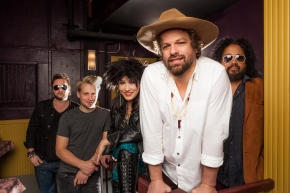 Rusted Root rolls into Charleston, SC on 10/23
